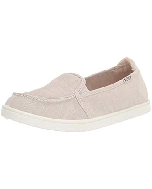 Roxy Women's Minnow Slip On Sneaker