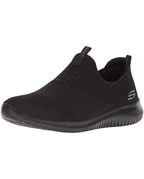Skechers Women's Ultra Flex-First Take Sneaker 3/8 UK