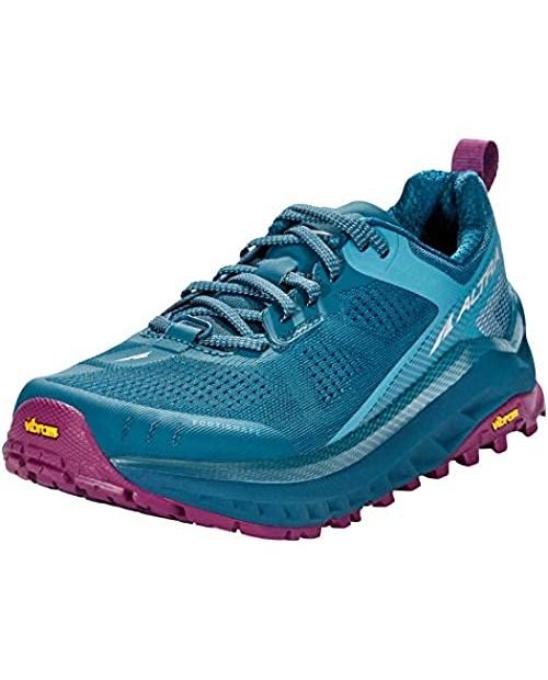 ALTRA Women's AL0A4VQW Olympus 4 Trail Running Shoe