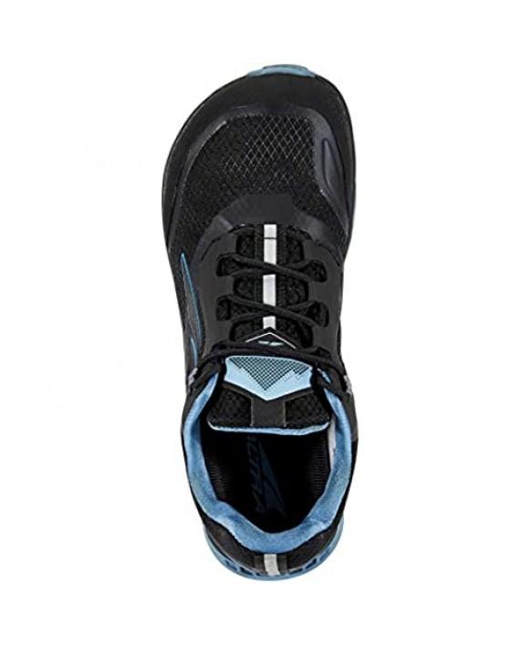 ALTRA Women's AL0A4VR9 Lone Peak All-WTHR Low Trail Running Shoe