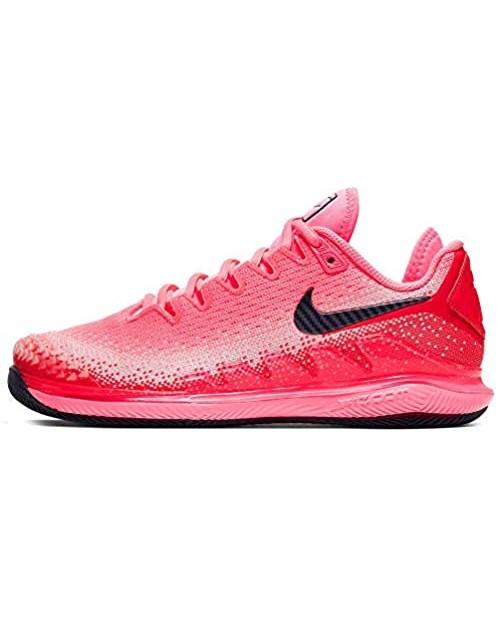 Nike Womens Air Vapor X Knit Womens Hard Court Tennis Shoe Ar8835-604