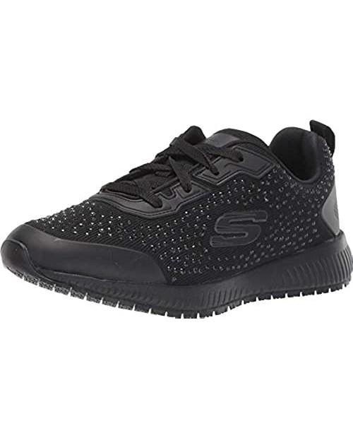 Skechers Women's Lace Up Athletic Food Service Shoe