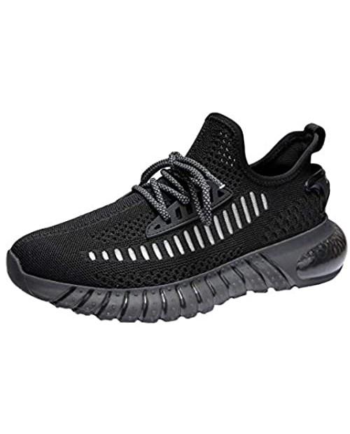 SUOKENI Women's Fashion Sneaker Breathable Running Shoes Lightweight Walking Shoes