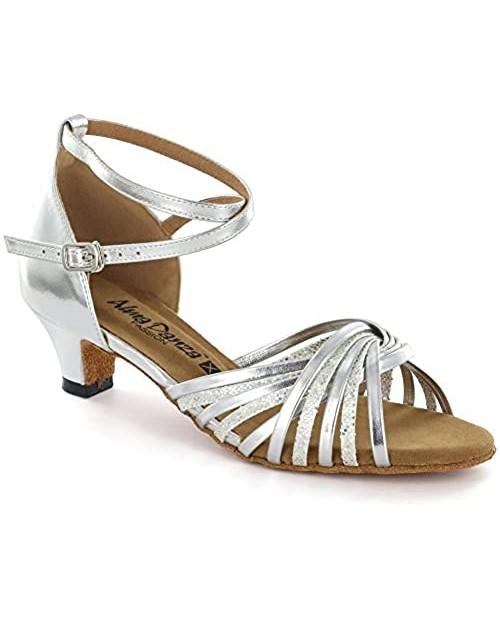 AlmaDanza Women's Latin Dance Shoes A268612 Heel 1.5''