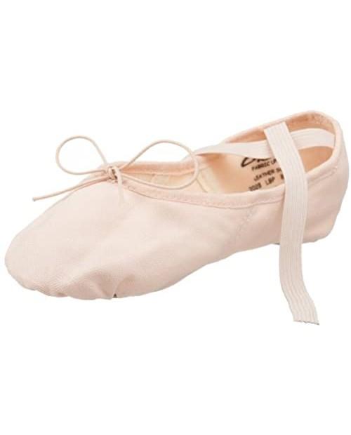 Capezio Women's 2028 Canvas Juliet Ballet Shoe