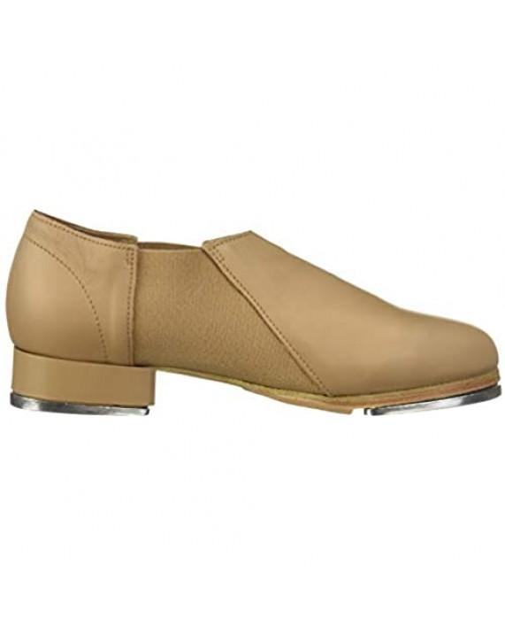 Leo Women's Slip-on Jazz Tap Dance Shoe