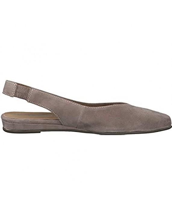 Tamaris Women's Slingback Ballet Flats 6.5 us