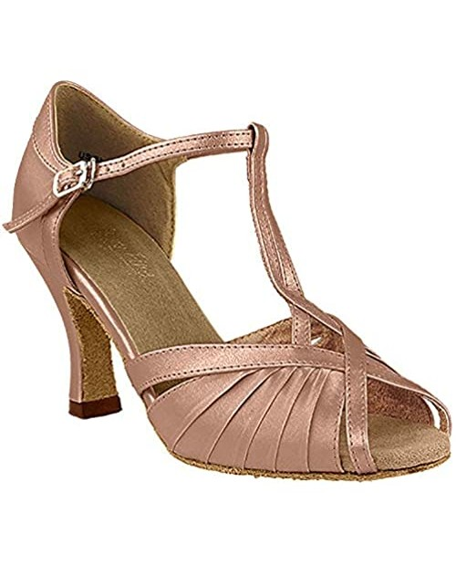 """Very Fine Dance Shoes 2707 (Competition Grade) 3"""" Heel"""