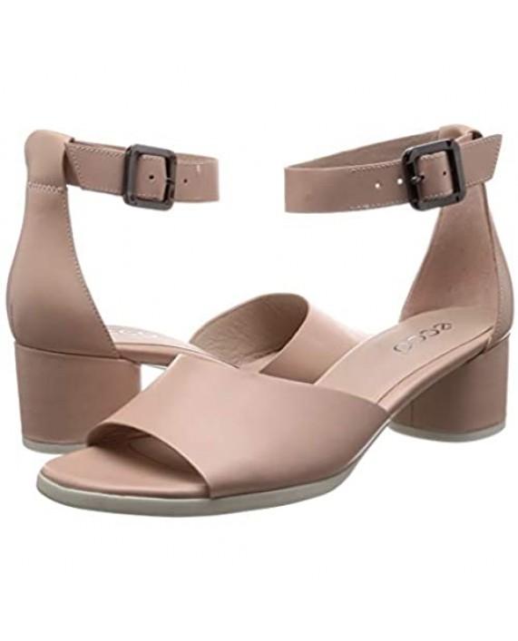 ECCO Women's Shape Block 45 Heeled Sandal