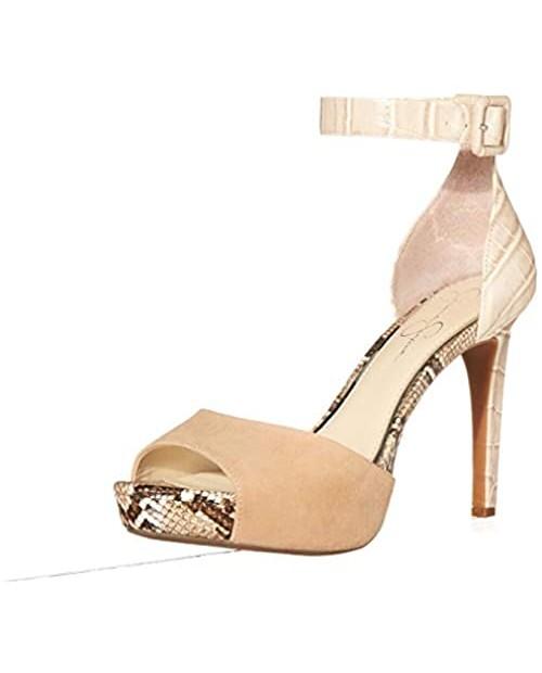 Jessica Simpson Women's Divene Heeled Sandal