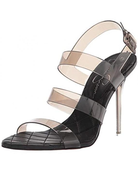 Jessica Simpson Women's Wavie High Heel Sandal Heeled