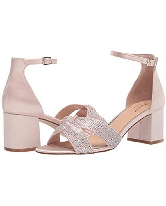 Jewel Badgley Mischka Women's Nicolette Heeled Sandal