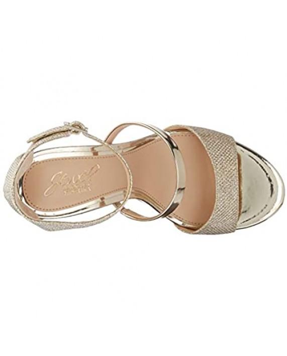 Jewel Badgley Mischka Women's Rihanna Heeled Sandal