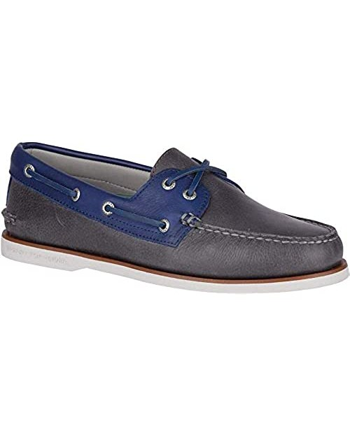 Sperry Men's Gold a/O 2-Eye Boat Shoes 8 US