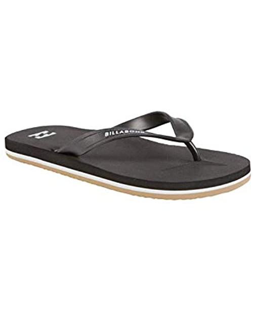 Billabong Men's All Day Logo Sandal Flip Flop