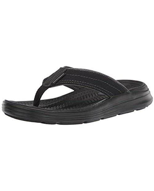 Skechers Men's Sargo Wolters Flip Flop Sandal