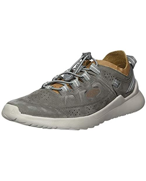 KEEN Men's Highland Leather Casual Sneaker