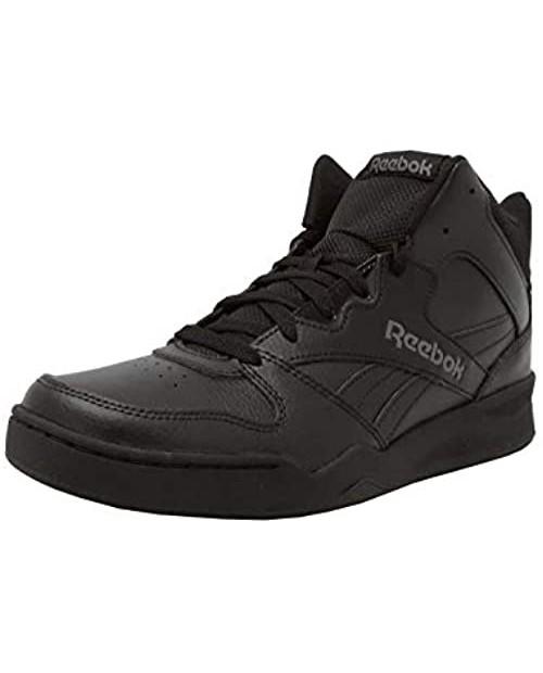 Reebok Men's BB4500 Hi 2 Sneaker Black/Alloy 14