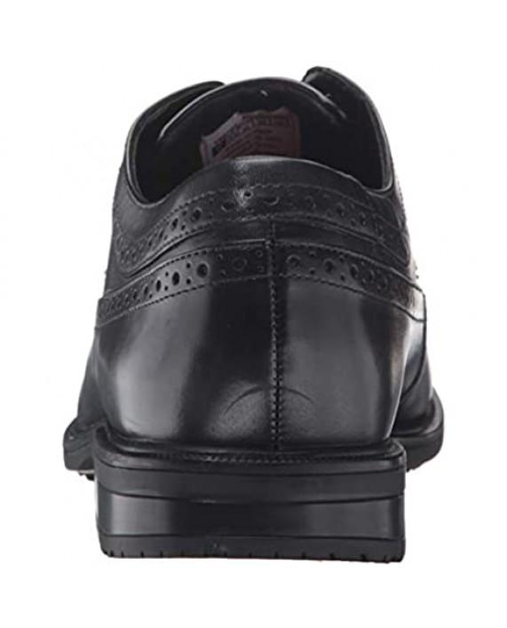 Rockport Men's Essential Details Ii Wing Tip Oxford
