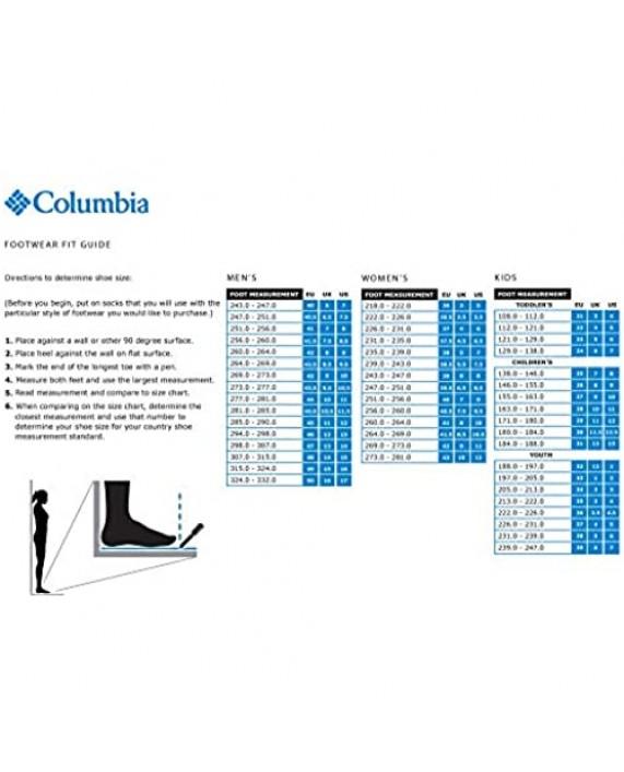 Columbia Men's Peakfreak Nomad Trail Running Shoe