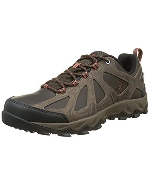 Columbia Men's Peakfreak XCRSN II Low Leather Outdry Hiking Shoe
