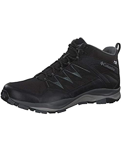 Columbia Men's Wayfinder Mid Outdry Hiking Shoe