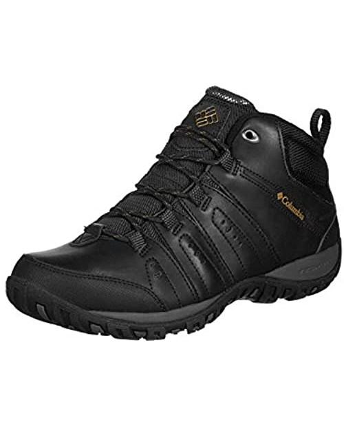 Columbia Men's Woodburn Ii Chukka Waterproof Omni-Heat Hiking Shoe