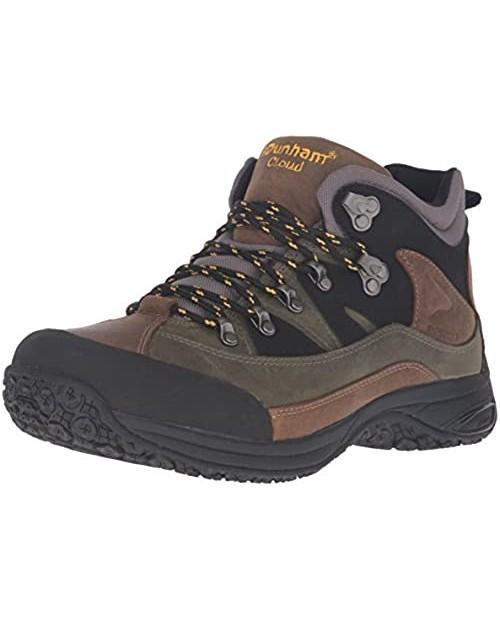 Dunham Men's Cloud Mid-Cut Waterproof Boot Grey - 15 D(M) US