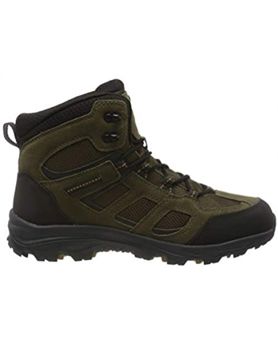 Jack Wolfskin Men's Vojo 3 Texapore Mid M Outdoor Shoes US:7