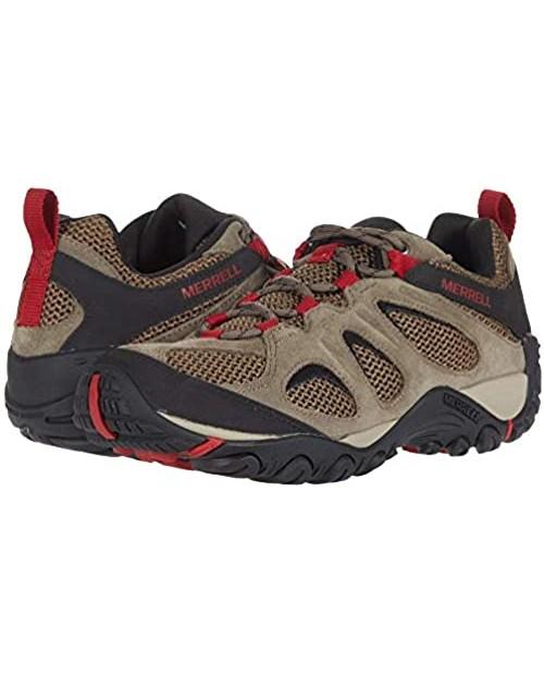 Merrell mens Yokota 2 Hiking Shoe Boulder/Chili 8 US