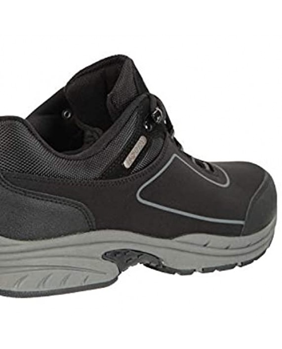 Mountain Warehouse Mens Softshell Hiking Shoes - Lightweight Footwear