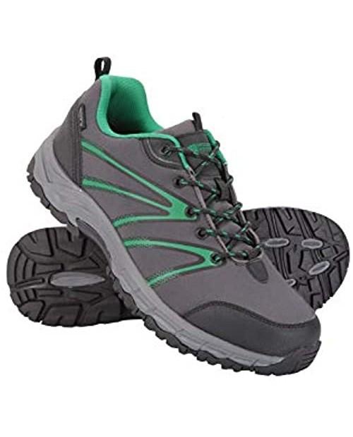 Mountain Warehouse Tarn Mens Softshell Hiking Shoes - Walking Shoes