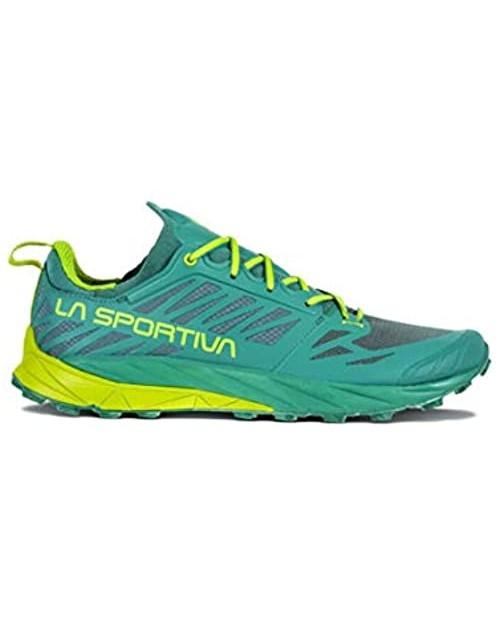 La Sportiva Kaptiva Trail Running Shoes - Men's Pine Kiwi 44 EU 36U-714713-44