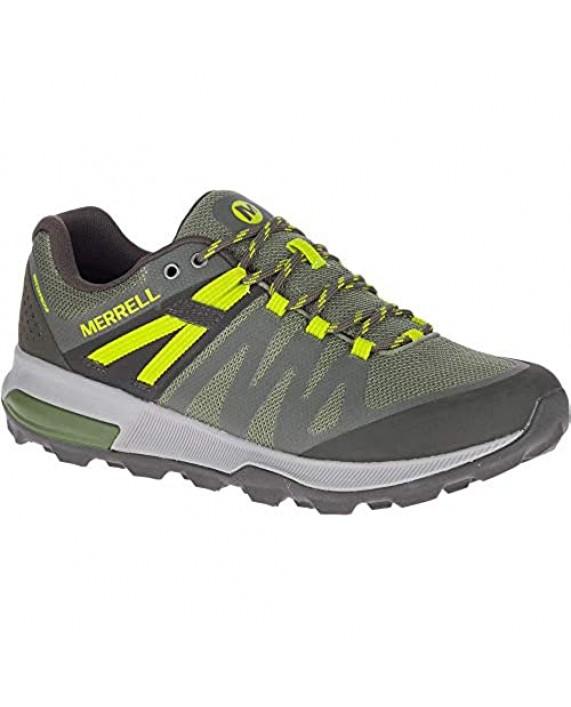 Merrell Mens Zion FST WP Running Shoe