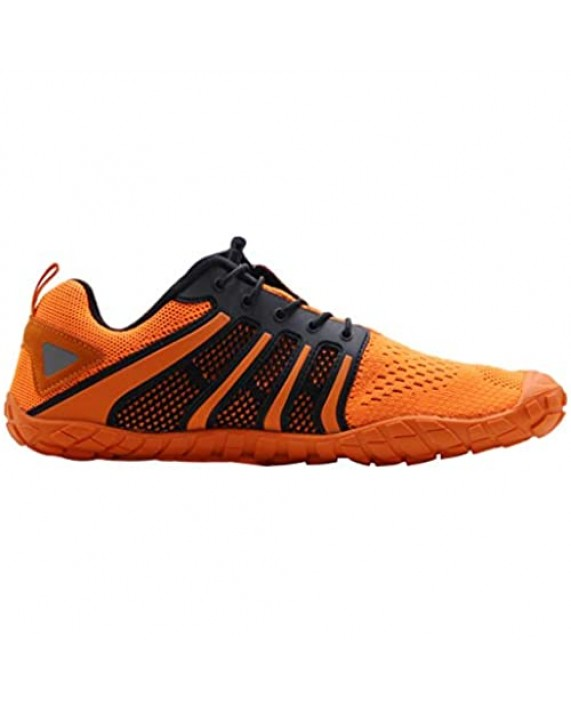 Oranginer Mens Womens Barefoot Minimalist Shoes- Wide Toe Box - Cross Workout Shoe