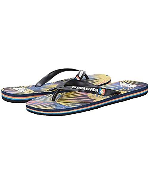 Quiksilver Men's Molokai Sub Tropics Flip-Flop