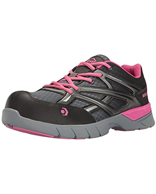WOLVERINE Women's Jetstream Athletic Comp Toe Work Shoe