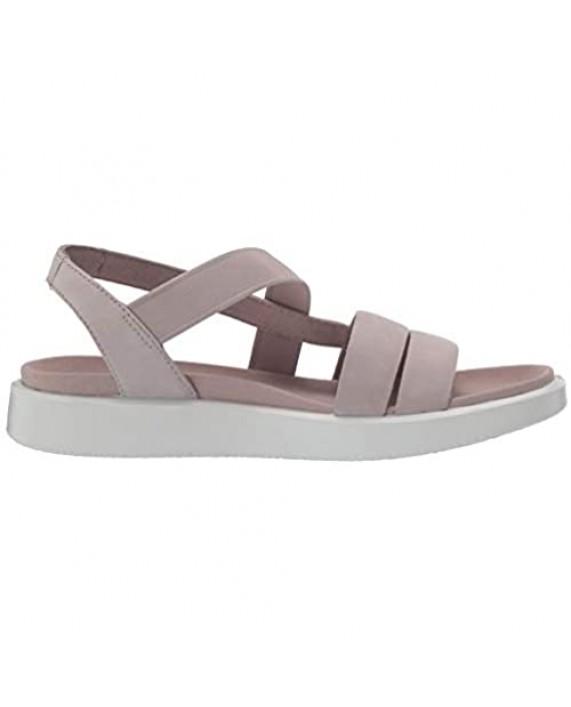 ECCO Women's Yuma Two Strap Sandal