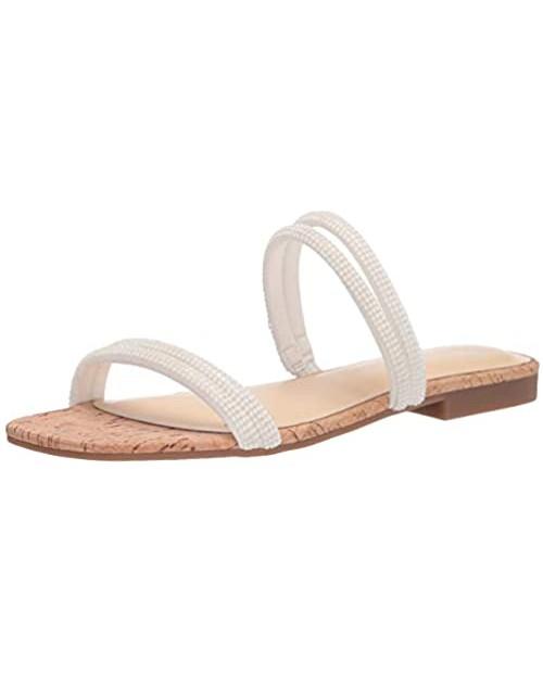 Jessica Simpson Women's Raexe Slide Sandal