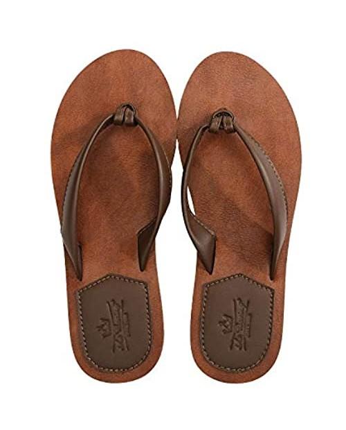 AX BOXING Womens Sandals Flip Flops Thong Casual Flat Sandal Non-Slip