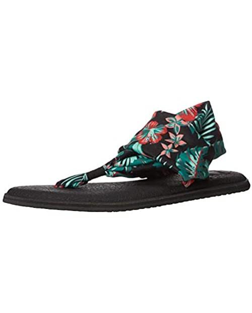Sanuk Women's Yoga Sling 2 Floral Sandal