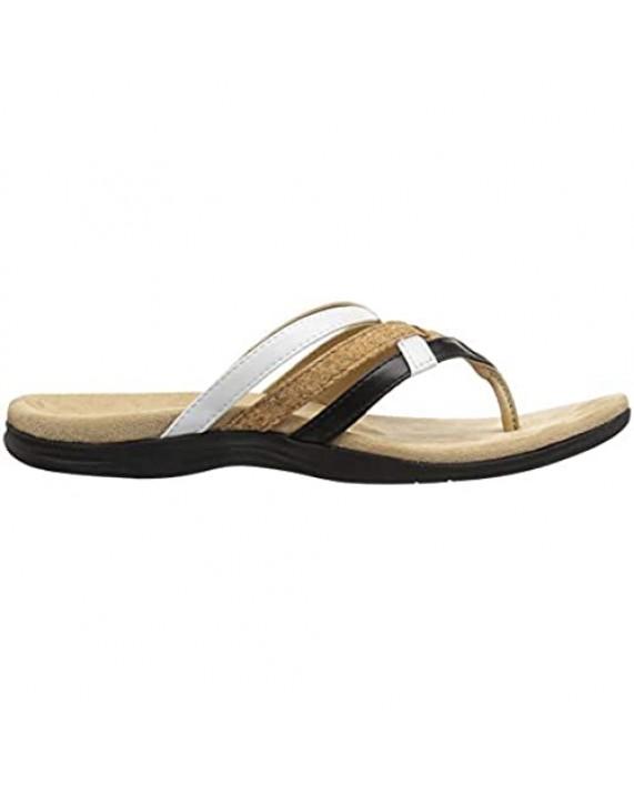 Spenco Triple Strap Women's Cork Comfort Sandal