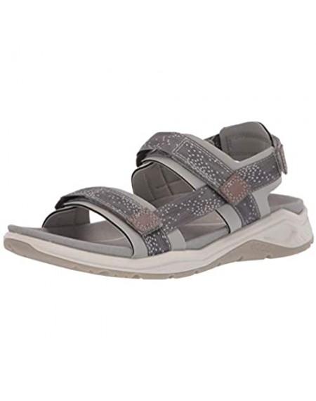 ECCO Women's X-trinsic Textile Strap Sandal