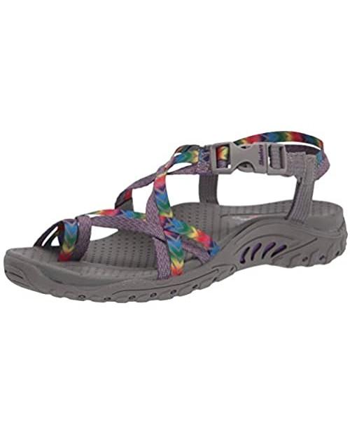 Skechers Modern Comfort Women's Reggae-Bright Direction Sport Sandal