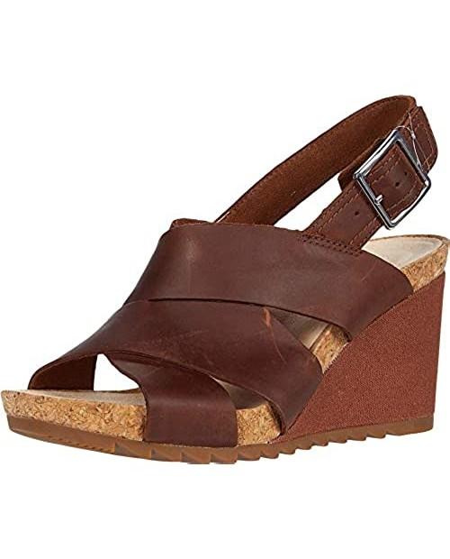 Clarks Women's Flex Sand Wedge Sandal