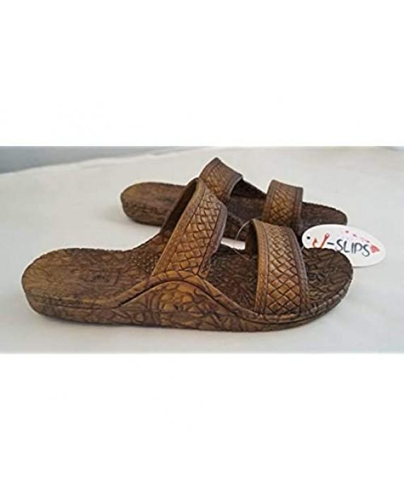 J-Slips Kids Hawaiian Jesus Sandals in 12 Colors